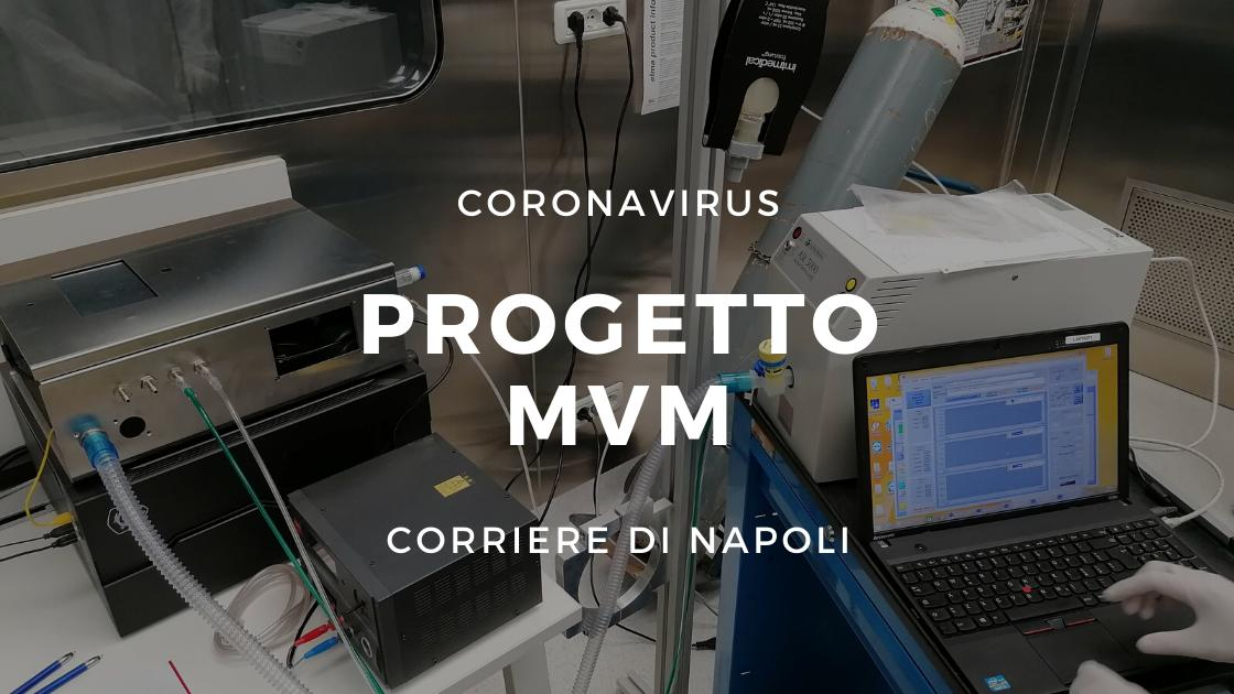 Coronavirus: Progetto MVM