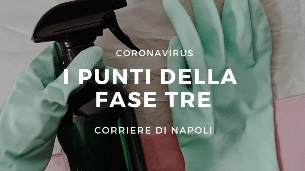 Coronavirus punti