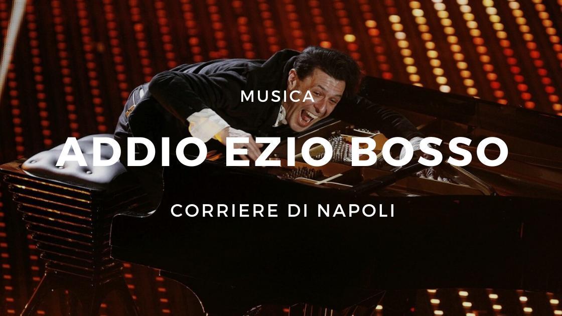 Musica: è morto il pianista Ezio Bosso