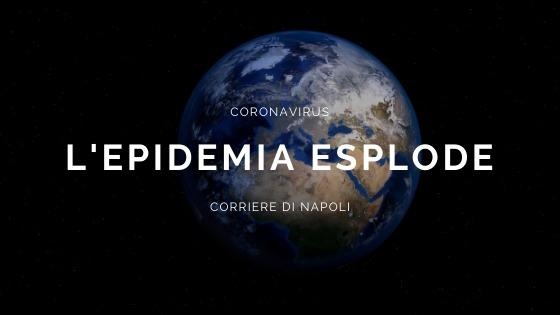 Coronavirus: Brasile e Cina esplodono e l'epidemia si espande