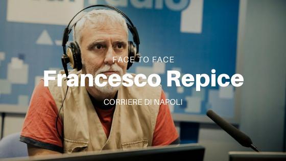 FacetoFace: Francesco Repice si racconta