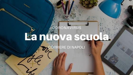 Coronavirus: Nasce la Nuova Scuola. Lezioni da 40 minuti e tanto altro