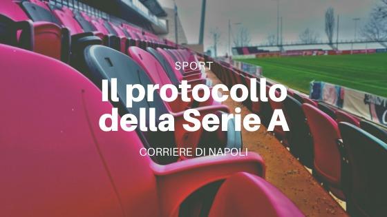 Coronavirus, Serie A. riparte il campionato!