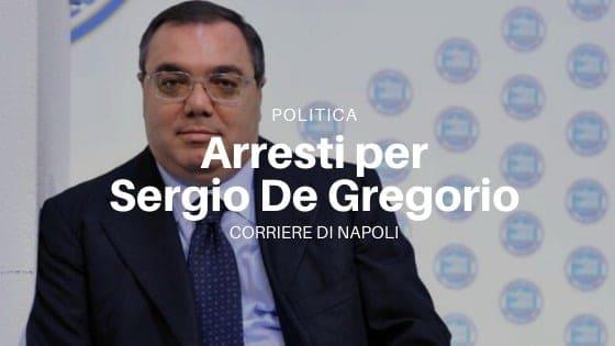 Politica, arrestato ex senatore di Forza Italia