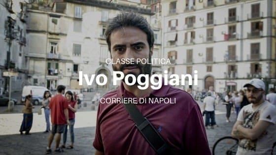 Ivo Poggiani, giovane Presidente della III Municipalità