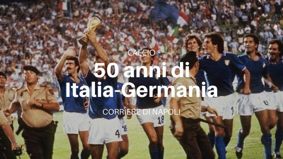 50 anni di Italia Germania
