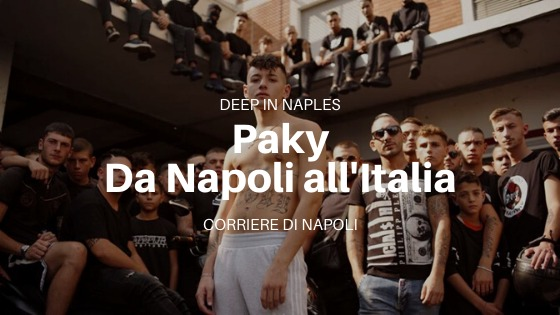 Musica, Deep in Naples: torna Paky