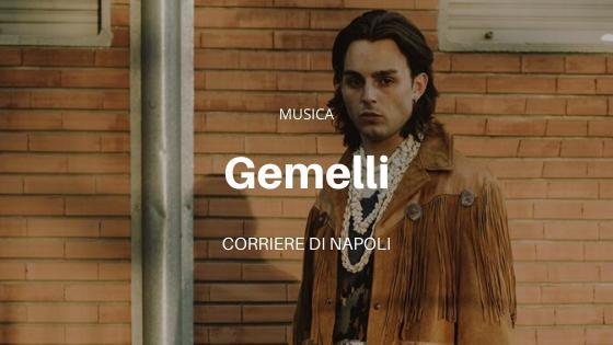 """Musica, New Chart: Ernia pubblica """"Gemelli"""""""
