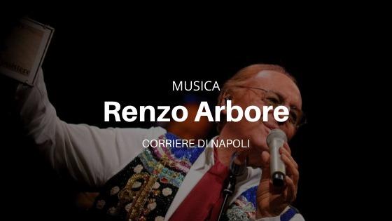 Il maestro Renzo Arbore