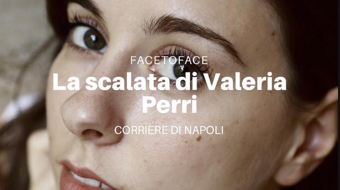 FaceToFace con la giovane attrice Valeria Perri