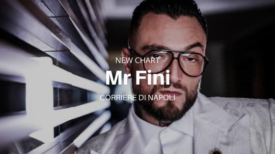 """Musica, New Chart: """"Mr Fini"""" il nuovo album di Gué"""
