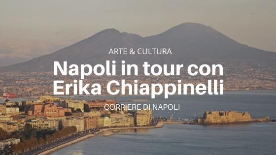 Erika Chiappinelli, la fonte per i turisti