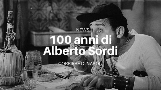 100 anni di Alberto Sordi