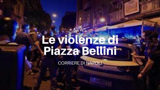 News: gli scontri di Piazza Bellini. Un problema civico