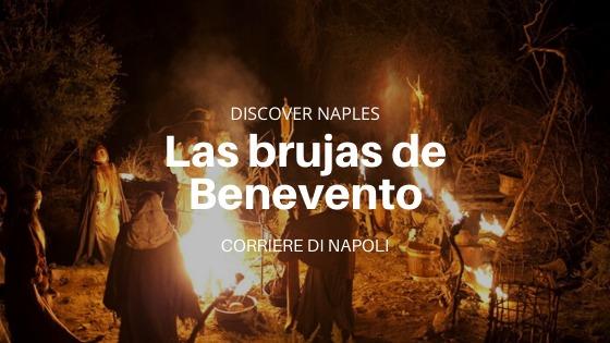 Las Janaras, La bruja de Benevento