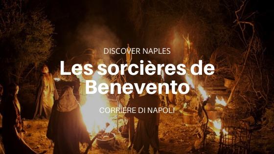 Les Janare, les sorcières de Benevento