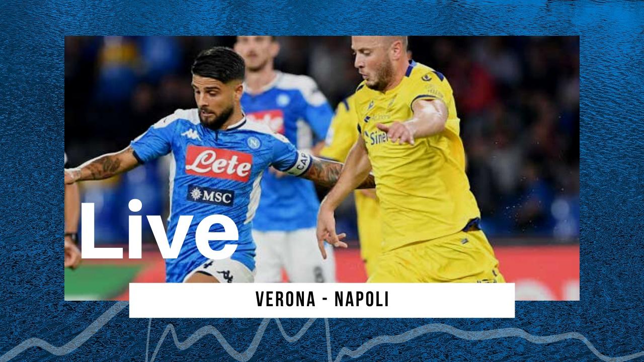 LIVE Serie A 2019/20: Hellas Verona-Napoli 0-2, gli azzurri vincono al Bentegodi!
