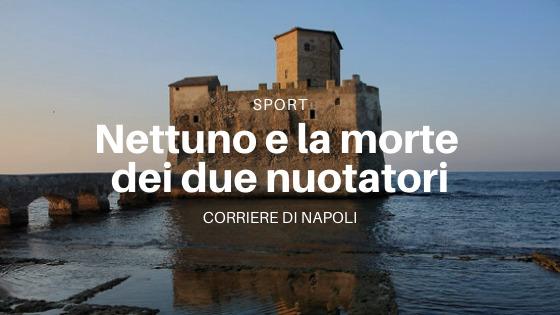 Sport, Rossetti e Lombini: dramma in aereo a Nettuno
