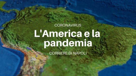 Coronavirus: come sta andando in America?