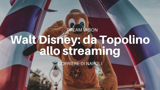 Economia, Dream Vision: l'impero della Disney