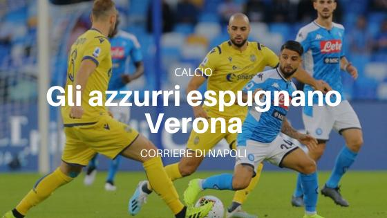 Il Napoli espugna Verona