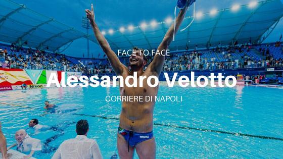 Water Neapolis: a tu per tu con Alessandro Velotto