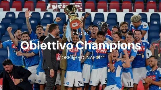 Calcio, Serie A: un Napoli non brillante vince. Ora l'obiettivo è la Champions