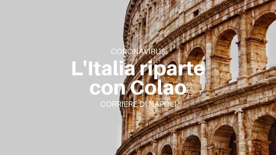 Coronavirus: l'Italia rinasce con Colao