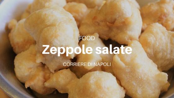 Food, Ricette: Le zeppoline