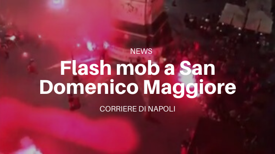 News, Flash mob infernale a San Domenico