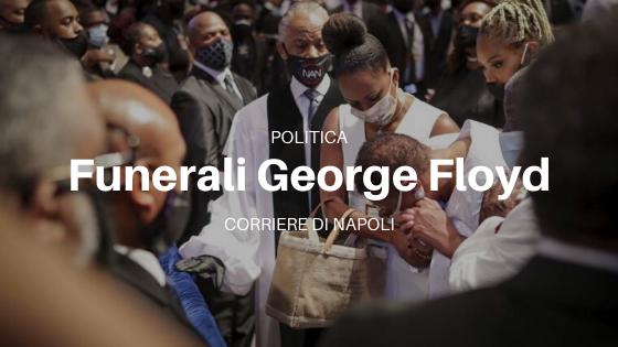 Politica: funerali George Floyd, 'L'America può fare meglio'
