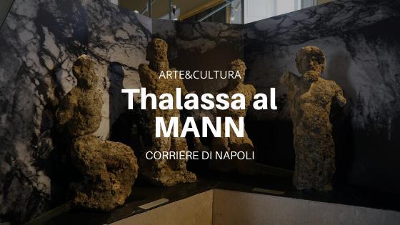 """""""Thalassa, meraviglie sommerse dal Mediterraneo"""""""