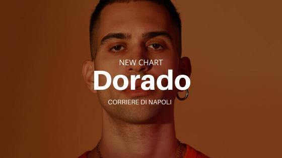 """New Chart: """"Dorado"""" il nuovo singolo di Mahmood"""