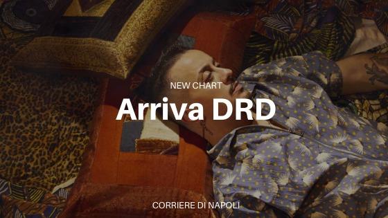 New chart: DRD il nuovo progetto di Dardust