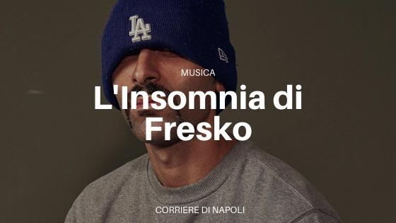"Dario Fresko: un viaggio in ""Insomnia"""