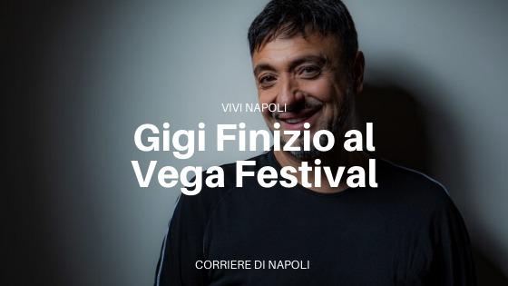 Il ritorno di Gigi Finizio: si infiamma Teverola