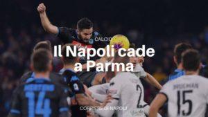 altra sconfitta al Tardini