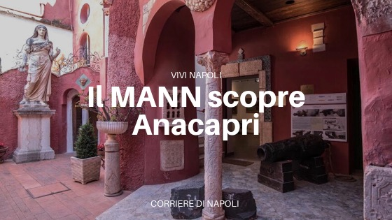 Il gioco di squadra del MANN: la sinergia con Anacapri