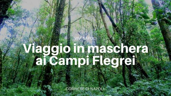 """L'estate dei Campi Flegrei: """"Parco in maschera"""""""