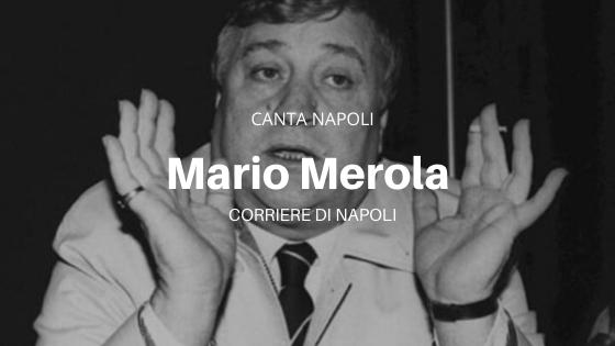 CantaNapoli: The skit by Mario Merola