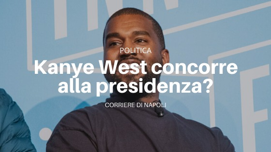 Kanye West futuro presidente degli Stati Uniti?
