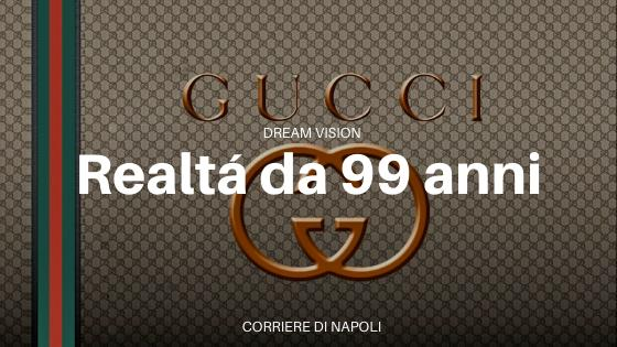 Dream Vision: La moda di Gucci