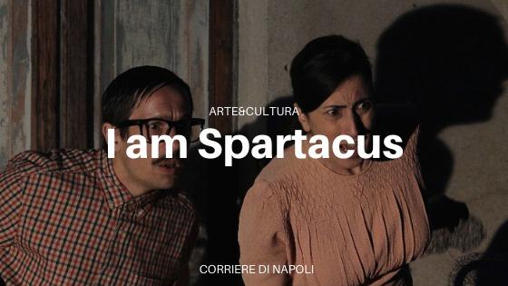 """L'Anfiteatro Campano si infiamma con """"I am Spartacus"""""""