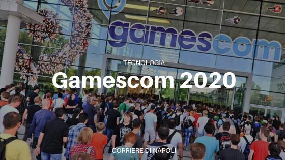 L'angolo dei videogiochi: Gamescom 2020