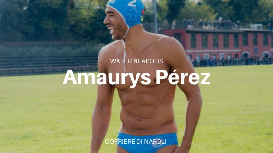 Water Neapolis con Amaurys Perez