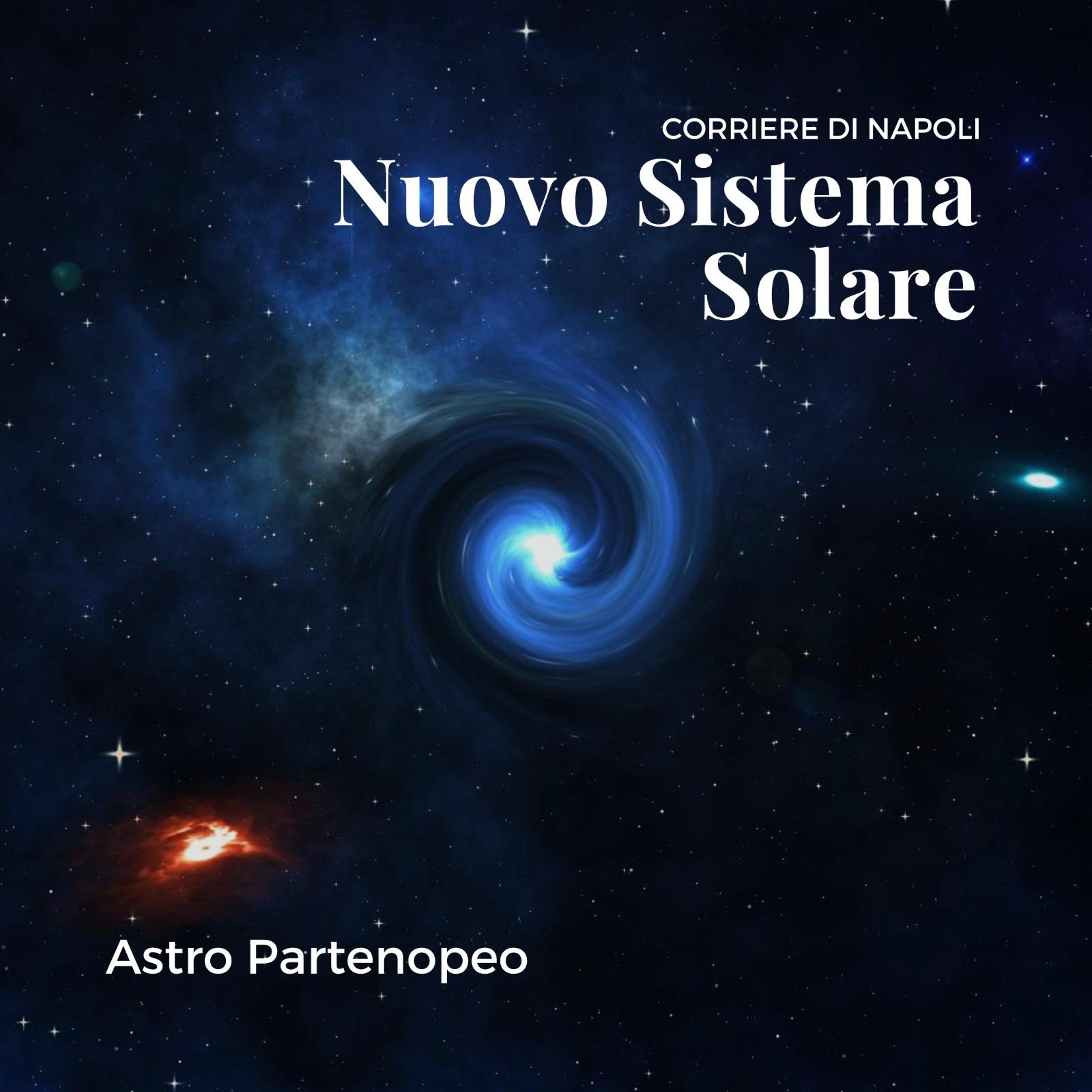 #astropartenopeo: Nuovo Sistema Solare
