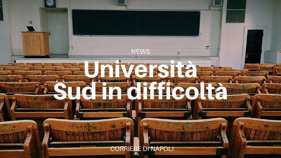 Università ai voti: al Sud le peggiori