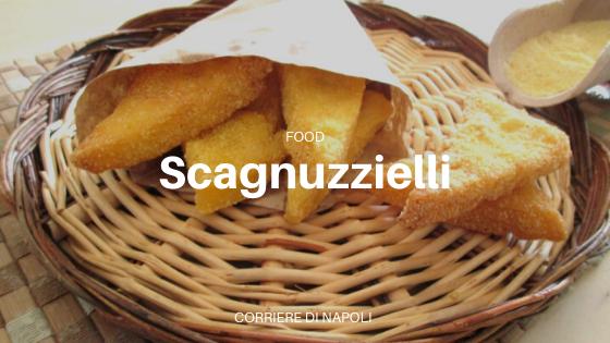 Ricetta scagliuozzi napoletani: street food a triangolini