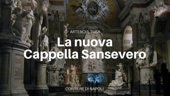 Nuovo design per la Cappella Sansevero