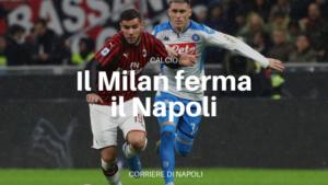 il Napoli crea